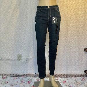 Vera wang skinny jeans